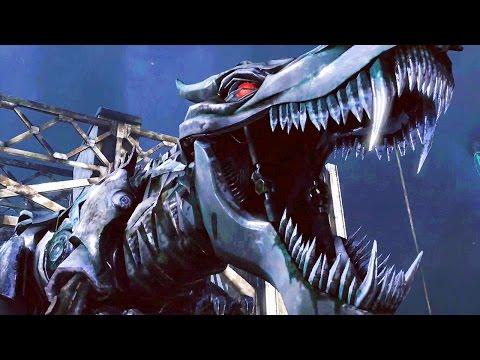 Transformers Rise of the Dark Spark: Grimlock, lider dos Dinobots - Capítulo 13: Downtown gameplay