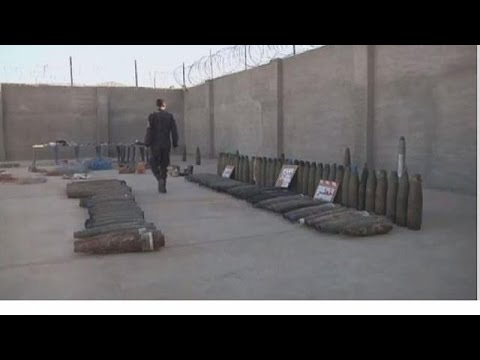 Libya: Military Experts Display Confiscated ISIS Weapons