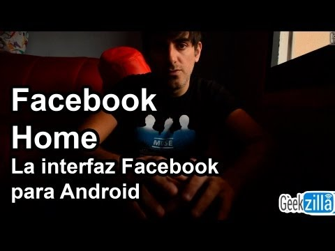 Facebook Home: El
