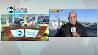 Llega mujer a ciudad Juárez