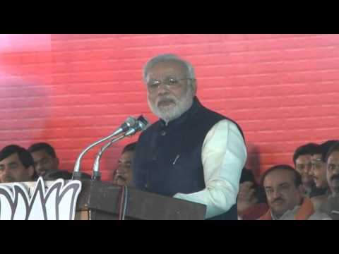 Shri Narendra Modi shares his Idea of India HD