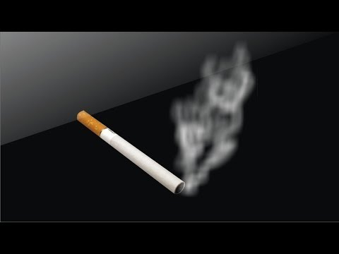 How to Draw smoke effect in coreldraw
