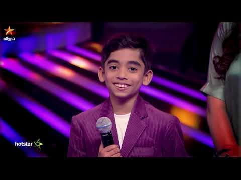 Super Singer Juniors Season 6 Promo This Week 09-03- 2019 To 10-03-2019 This Week Vijay Tv Serial Promo Online