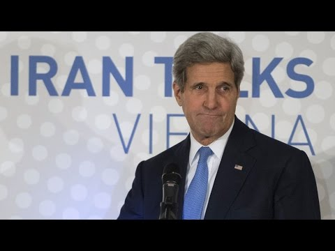 'Progress made' as Iran nuclear talks deadline extended - VIENNA TALKS