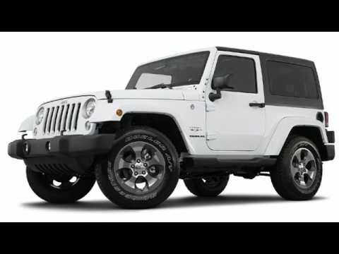 2017 Jeep Wrangler Video