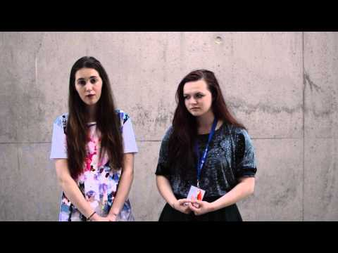 Mapping Europe's Political Issues: Grainne Sexton and Amber Davy [Ireland]