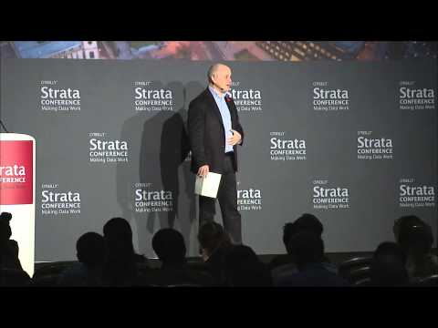 Strata Conference in London 2013: Tim Kelsey