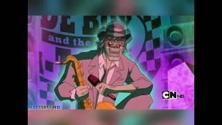 Dança dos mortos vivos- Scooby doo