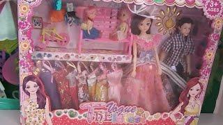 Barbie và Ken -  Gia Đình Nhỏ Của Búp Bê Barbie - funny kids channel_ngoc trinh channel
