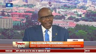 Lawyer Questions INEC's Preparedness For General Elections |Sunrise Daily|