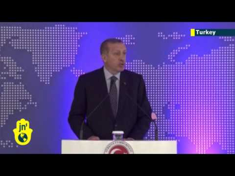 Erdogan says corruption probe is plot against Turkey: Turkish PM slams 'treacherous operation'