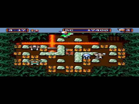 Mega Bomberman - Vizzed.com Play - User video