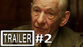 Mr Holmes Trailer 2 Official - Ian McKellen