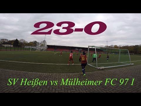 SV Heißen vs Mülheimer FC 97 I