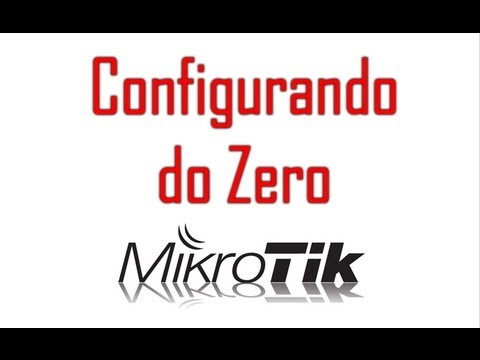 Mikrotik - Como Configurar Internet na RouteBoard 750GL do Zero ?