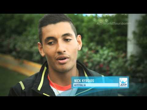 ATP World Tour Uncovered Nick Kyrgios
