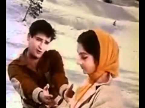 BEST FILM JUNGLEE - CHAHE KOI MUJHE JUNGLEE KAHE -SHAMMI KAPOOR...