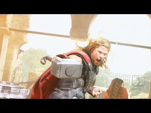 Avengers Age of Ultron, Chris Evans and Chris Hemsworth on their 'Bro-mance'