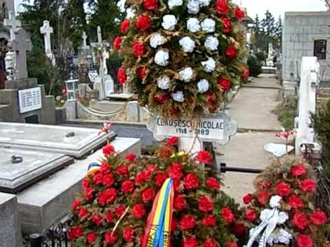 Ceausescu's Grave...(Çavuşescu'nun mezarı)