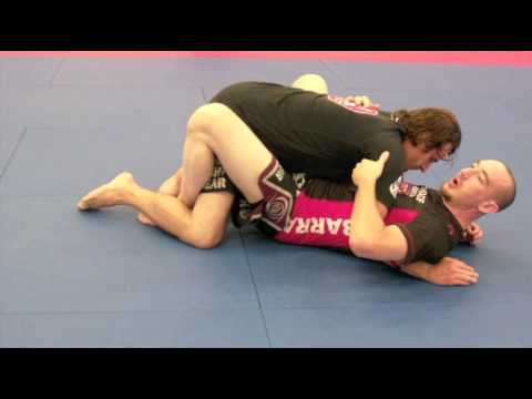 No Gi Grappling Video: Mount Escape to Butterfly Guard Scissor Sweep with Tim Gillette