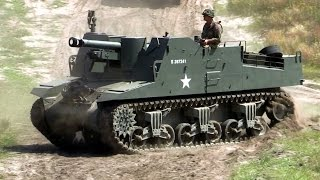 U.S. Army WW2 vehicles - oldtimers