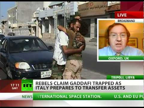 Rebels in £1 mln Gaddafi manhunt: 'Are they worth the cash?'