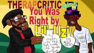 Download Lagu Rap Critic: You Was Right - Lil Uzi Vert Gratis STAFABAND