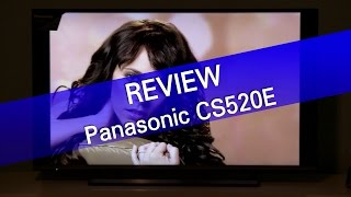 Panasonic CS520E Full HD TV review