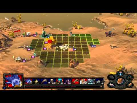 Heroes of Might and Magic V (Дуэль мод) Часть 2