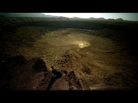 El Pinacate y Gran Desierto de Altar, en Sonora.
