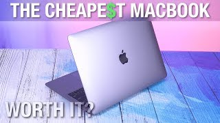 Is The Cheapest Macbook Worth It?