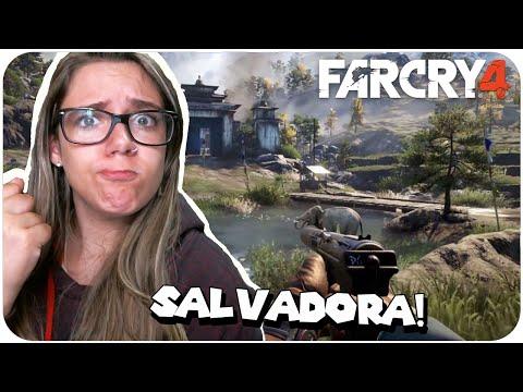 Malena, A Salvadora - Far Cry 4 #05 video