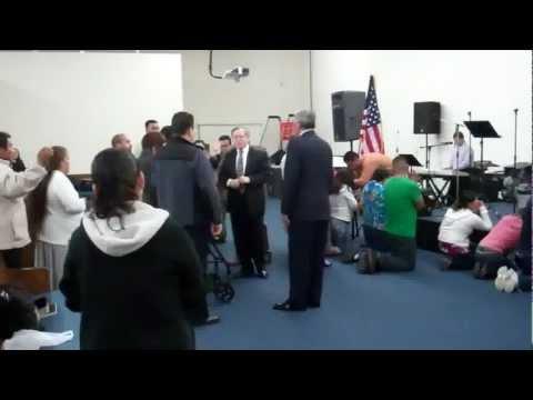Llamamiento al Altar Domingo
