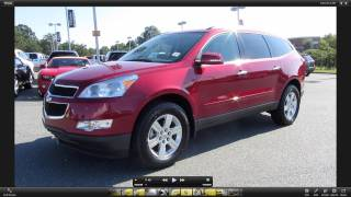 2012 Chevrolet Traverse LT Start Up, Engine, and In Depth Tour