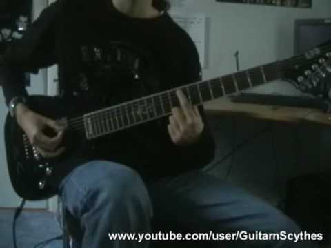 How to play: Metallica - Invisible kid main riff
