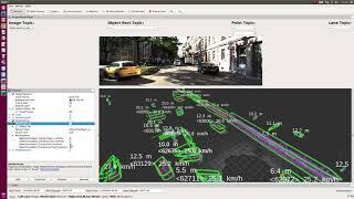 Build Autoware ROS nodes : LiDAR Tracker (IMM UKF PDA track)