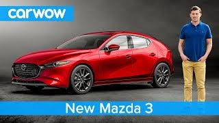 NEW Mazda 3 2019 revealed - see why it