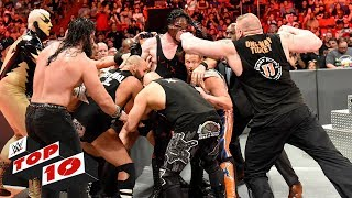 Download Top 10 Raw moments: WWE Top 10, January 1, 2017 3Gp Mp4