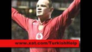 wayne rooney champions league