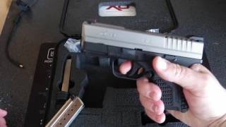 Springfield Armory XDS 9mm Unboxing
