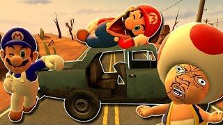 R64: Mario's Road Trip