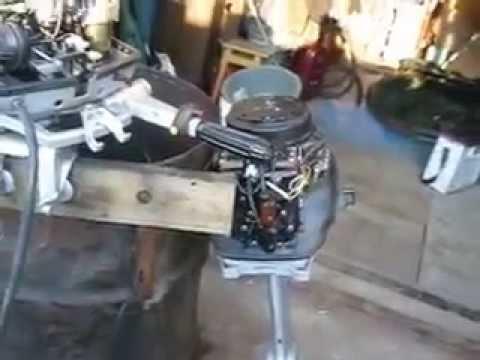 Электростартер на лодочный мотор своими руками