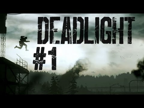 Deadlight Gameplay #1 - Let's Play Deadlight Xbox 360 German