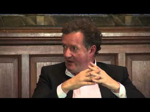 Piers Morgan - NRA and American Gun Culture