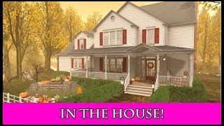 In The House! Bonus Episode - My House Tour! (Second Life)