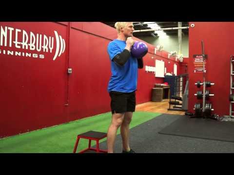 Challenge Workout Option Three