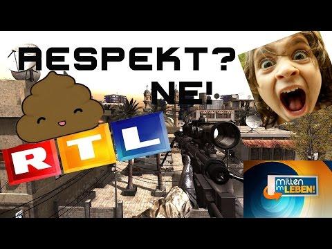 Respekt?, Ne! was hat RTL damit zu tun? | Rage