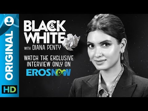 Black and White Interview with Diana Penty