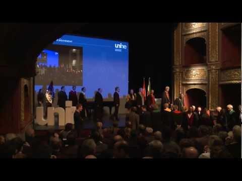 Clip vidéo du Dies academicus 2012: résumé en images et en musique