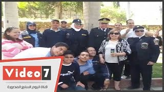 بالفيديو.. الشرطة تبحث عن المتحرشين داخل حديقة الأندلس.. ومواطنون يلتقطون الصور معهم